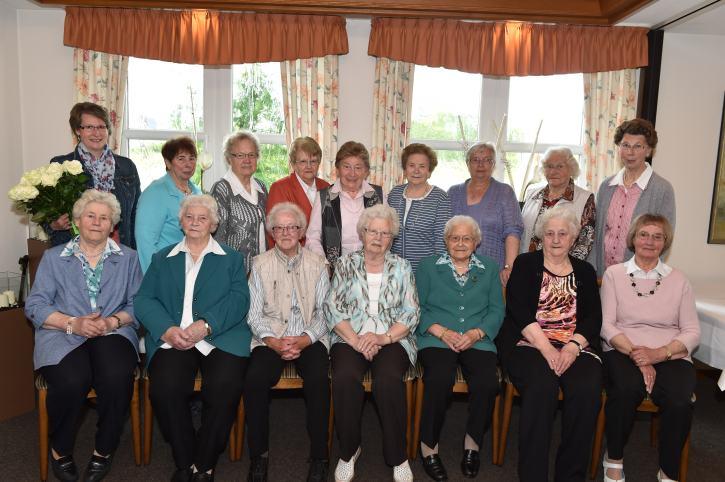 STeinbeck Sonntagsgruppe kfd Frauen 25 Jahre alt - 17.5.2015 DSC_6255